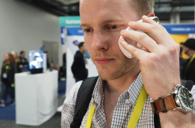 Dr. Samsung tried to fix my face