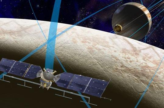 NASA picks the scientific tools it'll use to study Europa