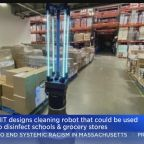MIT Designs Cleaning Robot That Could Be Used To Disinfect Schools, Grocery Stores