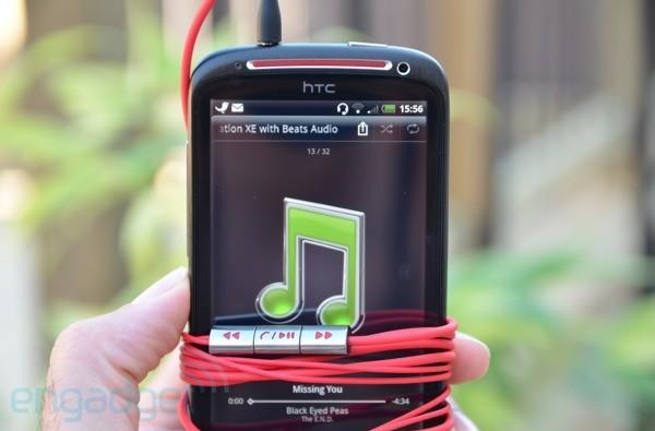 HTC Sensation XE with Beats Audio review