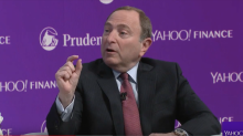 NHL commissioner: Fans don't want games to be 'political rallies'