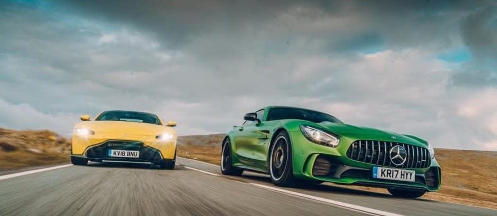 Aston Martin peut-il devenir allemand?