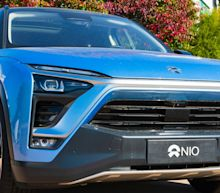 Nio reports record deliveries in May