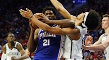 Joel Embiid 'extremely sorry' about Jarrett Allen elbow: 'I probably should have been ejected'
