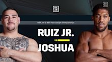 'Clash on the Dunes' fails to live up to hype as Joshua beats overweight Ruiz