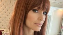Nicole Kimpel pasó desapercibida en los Goya gracias a su nuevo 'look'