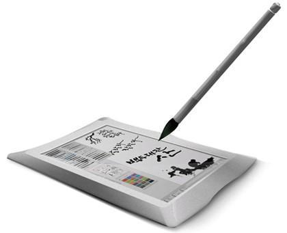 Touchscreen calligraphy tablet concept gives linguists hope