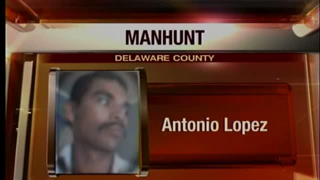 Man sought in Delaware Co. after stabbing