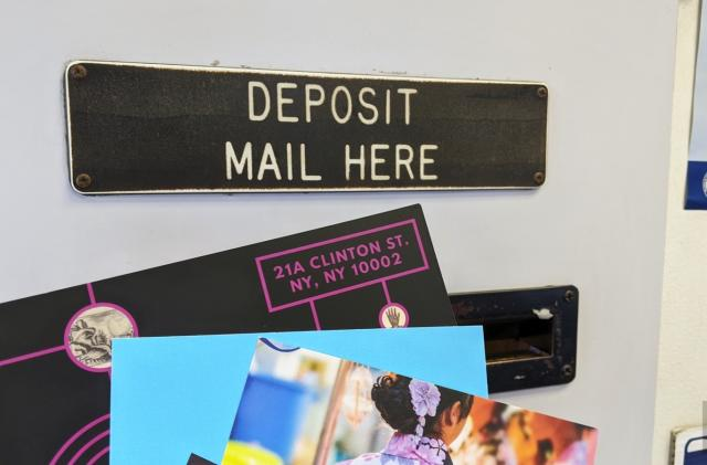 How the internet got me into snail mail