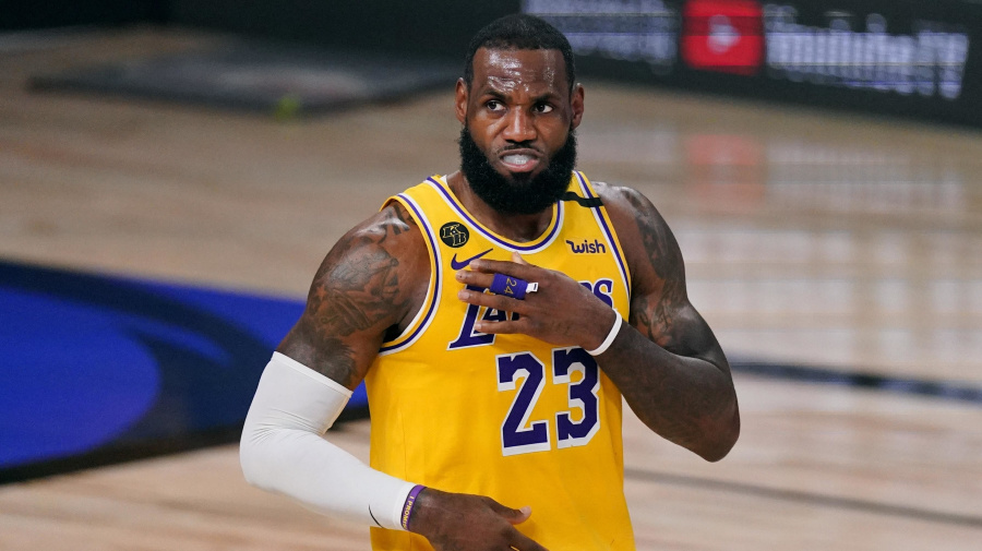 One thing we can count on in 2020? LeBron