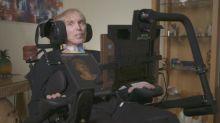 TV tonight: the scientist harnessing robotics to battle his motor neurone disease