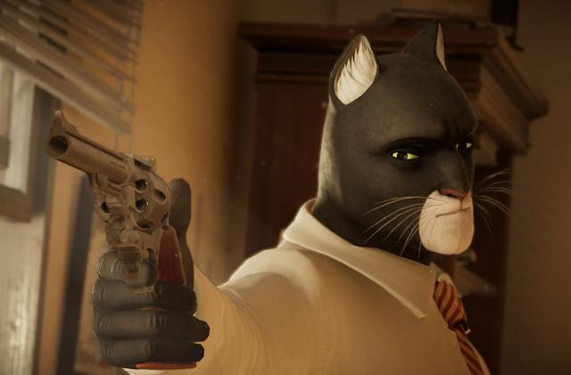'Blacksad' is a promising detective game based on a cult comic