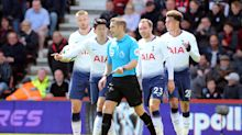 Son Heung-min and Juan Foyth both shown straight red cards as Spurs lose 1-0 to Bournemouth