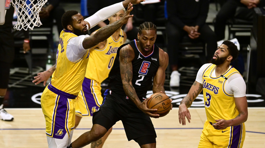 Playoff tracker: Lakers slide and Clippers rise