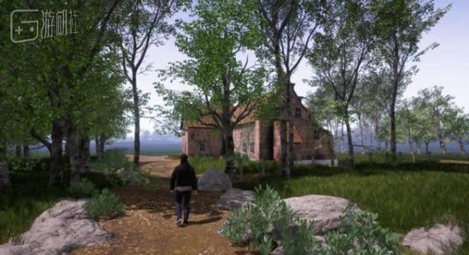 遊戲中的Brukel農場
