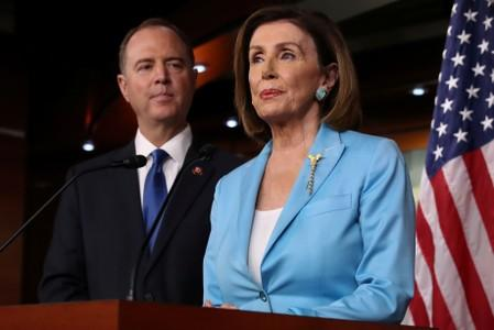 House Democrats subpoena White House for impachment inquiry documents