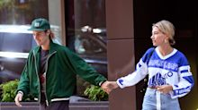 Justin Bieber and Hailey Baldwin Share a Kiss in N.Y.C. After Her Loving Instagram Comment