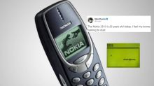 'Indestructible' Nokia 3310 Phone Turns 20 Years Old and Fans are Hit Hard With Nostalgia