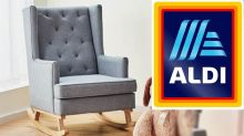 Iconic Aldi rocking chair returns, but is it worth the hype?
