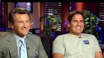 Mark Cuban And Robert Herjavec Talk ABC's 'Shark Tank' Season 4