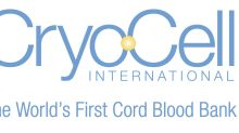 Cord Blood Banking Leader Cryo-Cell Reports Fiscal Second Quarter 2021 Financial Results