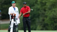 Tiger Woods plugged America's top-performing stock during his epic Masters victory, and it wasn't Nike