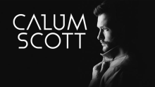 British Superstar Calum Scott's 2018 Australian Tour