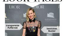 Look des Tages: Naomi Watts traf mit ihrem Outfit voll ins Schwarze