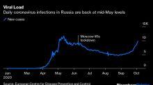 Russia's Second Wave Raises Risk of Economic Scars