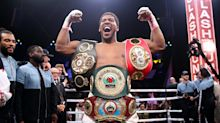 Anthony Joshua's title defence against Kubrat Pulev could be behind closed doors