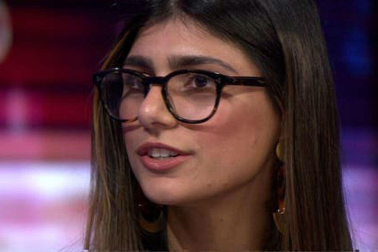 """Actrices Porno Con Nombre De Una Palabra mia khalifa: """"pensé que estaba bien hacer porno porque nadie"""