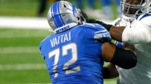 Halapoulivaati Vaitai struggling in Detroit after big free agent contract