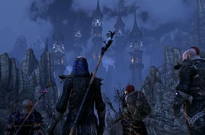 Elder Scrolls Online invites you to learn how to group