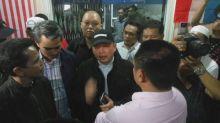 MACC arrests Shafie Apdal
