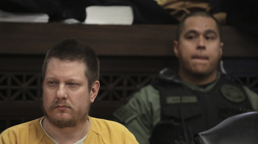 Officer sentenced to prison for killing of black teenager