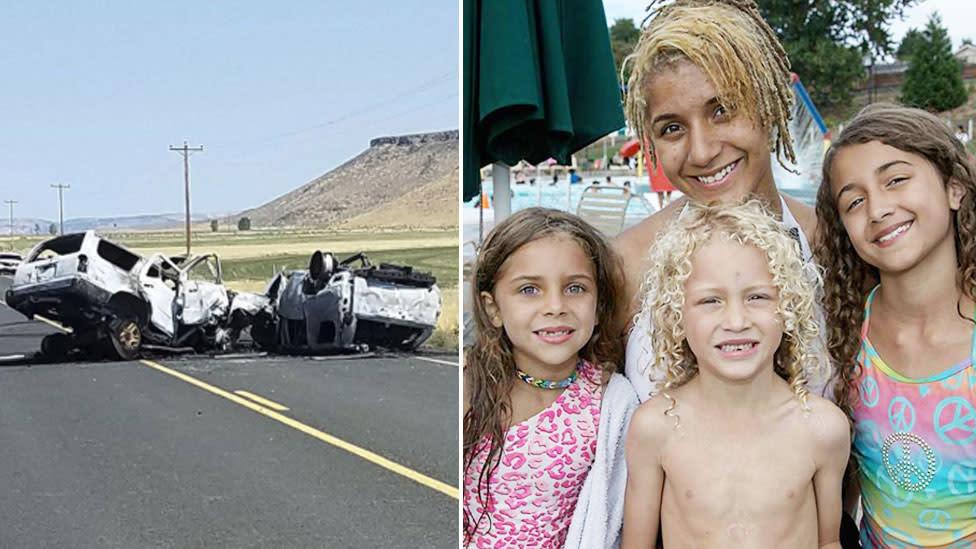 'Hard to fathom': Seven family members killed in horror crash