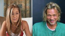 Brad Pitt et Jennifer Aniston : les retrouvailles ont été plus torrides qu'on ne l'imaginait entre les ex-époux