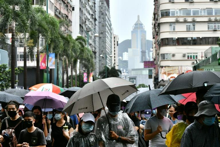 Publisher, editor's global forum condemn arrest of Hong Kong media owner