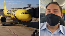 I flew on Spirit Airlines' first 'shuttle' flight from Newark to Boston for $25 and still overpaid – here's why it's a great budget option