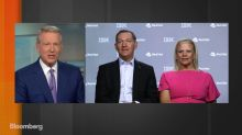IBM CEO Says Red Hat Deal Is About the 'Hybrid-Cloud'
