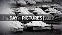 Day in Pictures: 8/19/14
