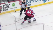 Rangers' Andrew Desjardins suspended for hit on Miles Wood (Video)