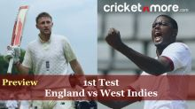 1st Test (Preview) - England vs West Indies at Edgbaston