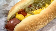 I might have discovered the best hot dog in America — and it's not where you'd expect