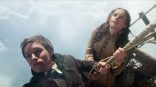 'The Aeronauts' Trailer: Eddie Redmayne, Felicity Jones Reunite for Hot Air Balloon Adventure