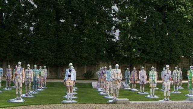 Style.com Fashion Shows - Thom Browne Spring 2013 Menswear