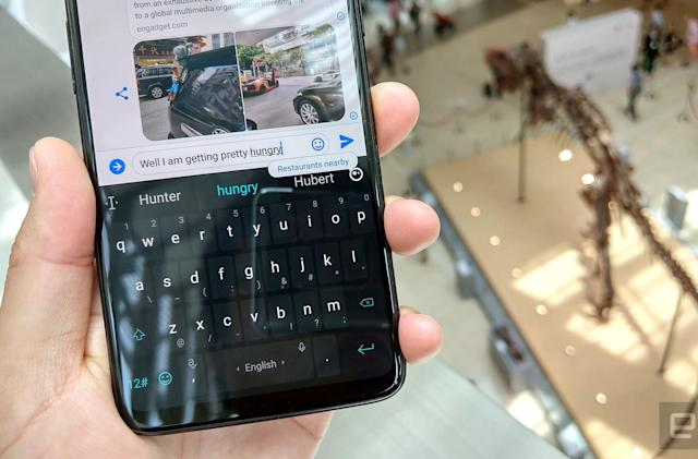 TouchPal built an AI for its alternative Android keyboard