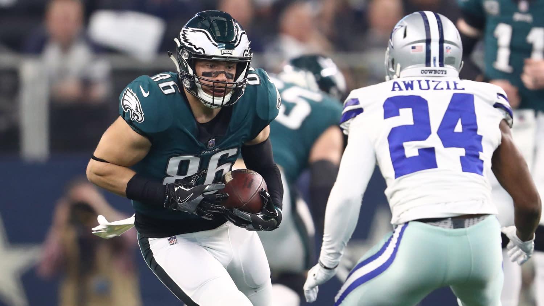 Damaris Johnson and 10 crazy Eagles-Cowboys stats!