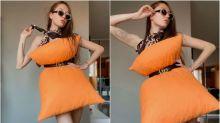 'Pillow Challenge', el reto con más estilo que triunfa durante la cuarentena