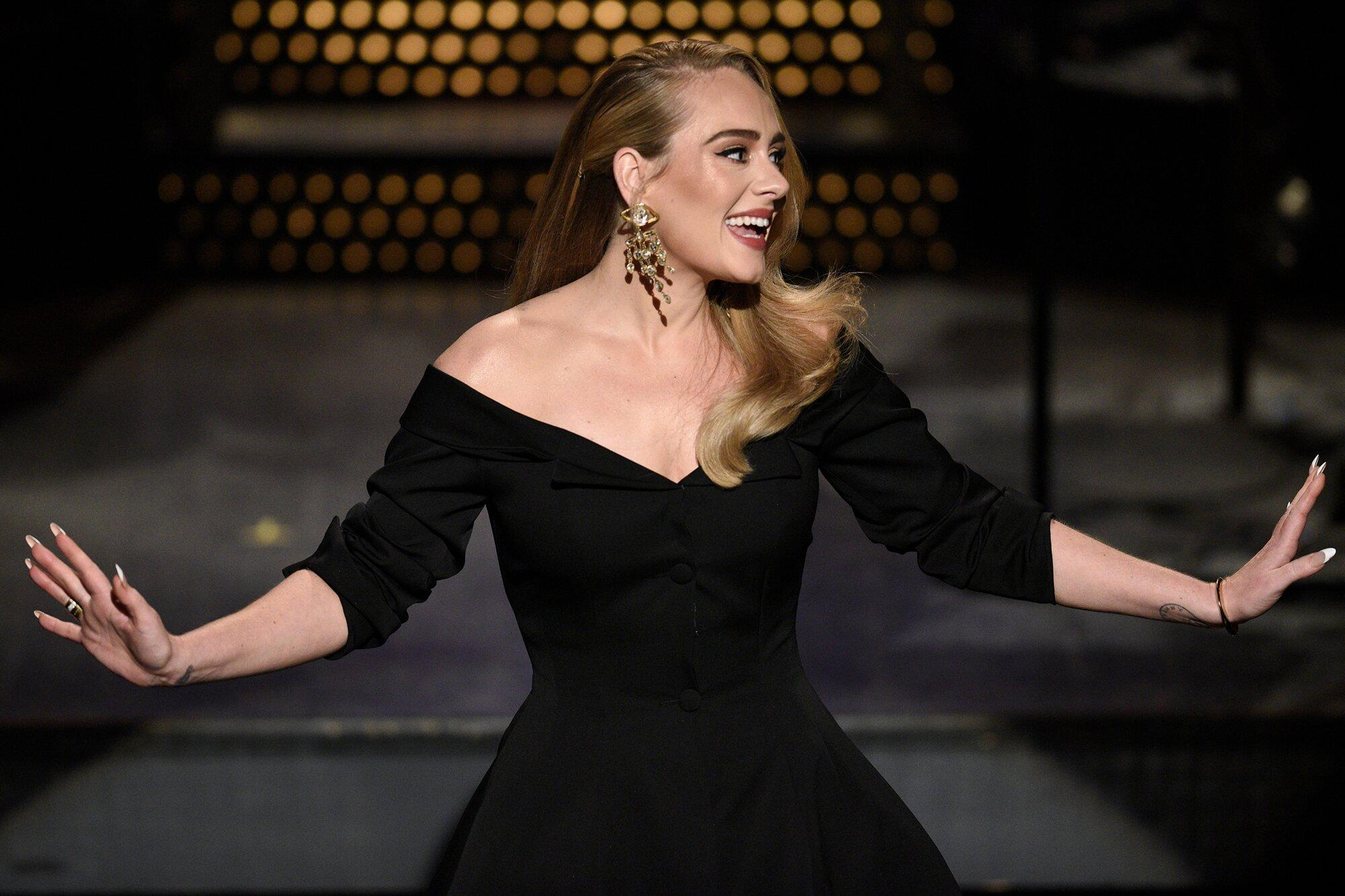 Adele Celebrates Milestone Anniversary of 21 : 'Happy 10 Years Old Friend!'